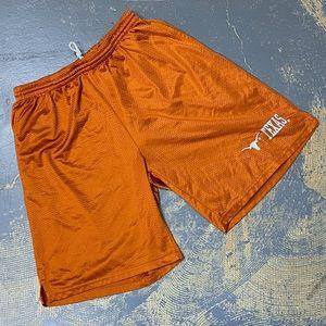 University Of Texas Longhorns Mesh Shorts Med